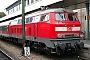"""Krauss-Maffei 19587 - DB Regio """"218 220-2"""" 21.10.2000 - Mannheim, HauptbahnhofErnst Lauer"""