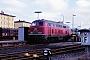 """Krauss-Maffei 19587 - DB """"218 220-2"""" 07.11.1989 - Furth (im Walde), BahnhofErnst Lauer"""
