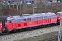 "Krauss-Maffei 19587 - DB AutoZug ""218 220-2"" 04.02.2008 - Tinnum (Sylt)Dietmar Stresow"