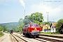 """Krauss-Maffei 19599 - DB """"218 232-7"""" 18.05.1987 - Kelheim, BahnhofStefan Motz"""