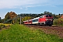 "Krauss-Maffei 19702 - DB Regio ""218 341-6"" 01.10.2007 - Hersbruck (Pegnitz)Malte Werning"