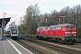 """Krauss-Maffei 19702 - DB Fernverkehr """"218 341-6"""" 24.03.2019 - Niebüll, BahnhofTomke Scheel"""