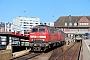 "Krauss-Maffei 19703 - DB Fernverkehr ""218 342-4"" 18.05.2014 - Westerland (Sylt)Peter Wegner"