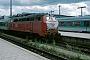 """Krauss-Maffei 19705 - DB AG """"218 344-0"""" 29.07.1998 - München, HauptbahnhofErnst Lauer"""