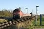 """Krauss-Maffei 19706 - DB Regio """"218 345-7"""" 17.11.2005 - Keitum (Sylt)Nahne Johannsen"""