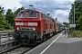 """Krauss-Maffei 19706 - DB Fernverkehr """"218 345-7"""" 23.06.2012 - Wolgast, BahnhofMirko Schmidt"""
