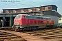 "Krupp 5055 - DB ""215 034-0"" 16.04.1983 - Köln, Bahnbetriebswerk BbfNorbert Schmitz"