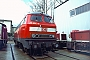 """Krupp 5055 - DB Regio """"215 034-0"""" 24.02.2002 - Köln-Gremberghoven, Bahnbetriebswerk GrembergErnst Lauer"""