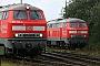 "Krupp 5055 - DB Autozug ""215 901-0"" 29.08.2004 - Niebüll, BahnhofThomas Kainz"