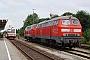 "Krupp 5055 - DB AutoZug ""215 901-0"" 22.07.2005 - Niebüll, BahnhofAlexander Leroy"