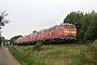 """Krupp 5055 - DB AutoZug """"215 901-0"""" 11.09.2008 - Tinnum (Sylt)Nahne Johannsen"""