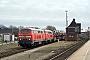 "Krupp 5055 - DB AutoZug ""215 901-0"" 11.04.2006 - Westerland (Sylt)Nahne Johannsen"
