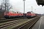 "Krupp 5055 - DB AutoZug ""215 901-0"" 18.02.2007 - Niebüll, BahnhofNahne Johannsen"