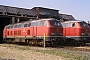 "Krupp 5055 - DB ""215 034-0"" 04.07.1979 - Köln-Nippes, BahnbetriebswerkMartin Welzel"