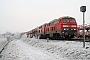 "Krupp 5055 - DB AutoZug ""215 901-0"" 28.01.2006 - Niebüll, BahnhofTomke Scheel"