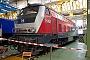 "Krupp 5138 - HEROS ""218 117"" 14.06.2014 - Bremen-Sebaldsbrück, FahrzeuginstandhaltungswerkMalte Werning"