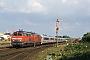 "Krupp 5138 - DB Regio ""218 117-0"" 04.08.2006 - Tinnum (Sylt)Nahne Johannsen"
