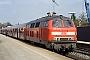 """Krupp 5138 - DB Regio """"218 117-0"""" 07.04.2006 - AhrensburgNahne Johannsen"""