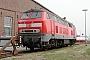 "Krupp 5138 - DB Regio ""218 117-0"" 25.04.2003 - Westerland (Sylt), BahnbetriebswerkDietmar Stresow"