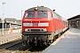 "Krupp 5138 - DB Regio ""218 117-0"" 01.06.2004 - Westerland (Sylt), BahnhofDietmar Stresow"