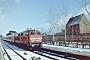 "Krupp 5138 - DB Regio ""218 117-0"" 27.02.2005 - Bad OldesloeBernd Gennies"