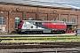 """Krupp 5138 - ELBA """"218 117-0"""" 07.06.2017 - Gotha, Werkstatt Railsystems RPErnst Lauer"""
