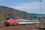"""Krupp 5152 - DB AG """"218 131-1"""" 25.10.1996 - Bestwig, BahnhofIngmar Weidig"""