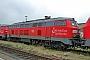 "Krupp 5152 - DB Autozug ""218 131-1"" 11.07.2006 - Niebüll, BahnhofJens Vollertsen"