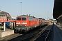 """Krupp 5195 - DB Autozug """"218 181-6"""" 01.06.2009 - Sylt-Westerland (Sylt), BahnhofNahne Johannsen"""