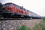 """Krupp 5196 - DB """"218 182-4"""" 18.06.1990 - Kiel, Abzweigstelle SsTomke Scheel"""