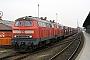"Krupp 5197 - DB Autozug ""218 183-2"" 20.02.2006 - Westerland (Sylt)Nahne Johannsen"