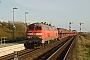 """Krupp 5197 - DB Autozug """"218 183-2"""" 25.10.2006 - Keitum (Sylt)Nahne Johannsen"""