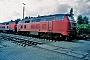 """Krupp 5197 - DB Regio """"218 183-2"""" 03.10.1999 - Lübeck, BahnbetriebswerkRalf Lauer"""