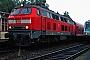 """Krupp 5197 - DB Regio """"218 183-2"""" 17.09.2001 - Bad Lausik, BahnhofKlaus Hentschel"""