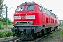 """Krupp 5197 - DB Regio """"218 183-2"""" 26.07.2003 - Darmstadt, BahnbetriebswerkErnst Lauer"""