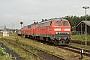 """Krupp 5198 - DB Autozug """"218 184-0"""" 25.06.2007 - Tinnum (Sylt)Nahne Johannsen"""