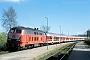 "Krupp 5198 - DB Regio ""218 184-0"" 25.04.2000 - Raisdorf, BahnhofStefan Motz"