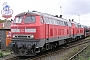 "Krupp 5198 - DB Autozug ""218 184-0"" 15.08.2006 - Westerland (Sylt), BahnhofDietmar Stresow"