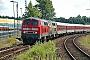 "Krupp 5198 - DB Autozug ""218 184-0"" 06.08.2006 - Husum, BahnhofJens Vollertsen"