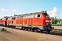 "Krupp 5198 - DB Autozug ""218 184-0"" 01.08.2004 - NiebüllJens Vollertsen"