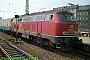 """Krupp 5199 - DB """"218 185-7"""" 31.07.1984 - Hamburg-Altona, BahnhofNorbert Schmitz"""