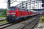 "Krupp 5199 - DB Regio ""218 185-7"" 08.07.2005 - Kiel, HauptbahnhofJens Vollertsen"