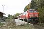 "Krupp 5204 - DB ""218 190-7"" 24.10.2003 - Emmelshausen, BahnhofMartin Kursawe"