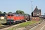 "Krupp 5204 - DB AutoZug ""218 190-7"" 01.06.2009 - Sylt-Westerland (Sylt)Nahne Johannsen"