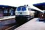 """Krupp 5204 - DB """"218 190-7"""" 30.05.1990 - Husum, BahnhofRalf Lauer"""