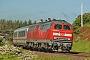 "Krupp 5227 - DB Autozug ""218 213-7"" 23.05.2009 - Sylt, Morsumer KliffJens Vollertsen"