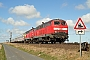 """Krupp 5300 - DB Autozug """"218 307-7"""" 15.04.2006 - Emmelsbüll-Horsbüll, Betriebsbahnhof LehnshalligTomke Scheel"""