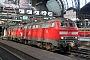 """Krupp 5300 - Sylt-Shuttle """"218 307-7"""" 22.10.2011 - Hamburg, HauptbahnhofStefan Pavel"""