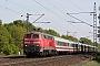"Krupp 5304 - DB Autozug ""218 311-9"" 06.05.2011 - HalstenbekEdgar Albers"