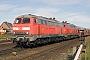 "Krupp 5306 - DB Autozug ""218 313-5"" 23.05.2009 - Sylt-Tinnum (Sylt)Nahne Johannsen"